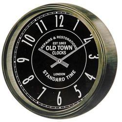 Emako Zegar ścienny old town, okrągły, Ø 30 cm