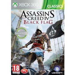 Assassin's Creed 4 Black Flag - gra XBOX 360