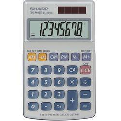 Kalkulator Sharp EL250S Darmowy odbiór w 21 miastach!, EL250S