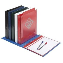 Segregator ofertowy A4, 55 mm, czerwony - Rabaty - Porady - Hurt - Negocjacja cen - Autoryzowana dystrybucja - Szybka dostawa.