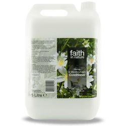 Organiczna odżywka do włosów z konopi i pereł prerii, 5 litrów - Faith In Nature, kup u jednego z partnerów
