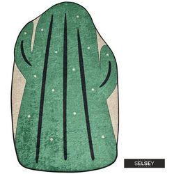 SELSEY Dywan do pokoju dziecięcego Dinkley Kaktus 100x160 cm