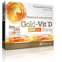 GOLD-VIT D FORTE 1000 IU 30kaps