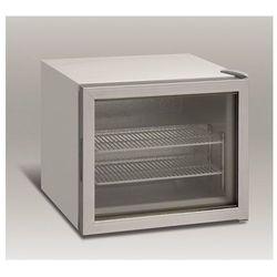 Szafa mroźnicza przeszklona | 45l | -9°c do -24°c | 570x500x(h)500mm marki Resto quality