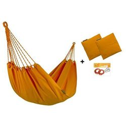 Zestaw hamakowy H w kolorze 304 z poduszkami i zestawem montażowym, koala H-PZS-304