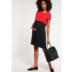 MAMALICIOUS MLBARNA LIA Sukienka letnia black - produkt z kategorii- Sukienki ciążowe