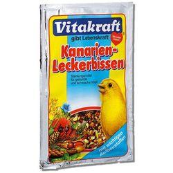 VITAKRAFT Kanarien Leckerbissen - mieszanka ziarnista dla kanarka 30g - sprawdź w wybranym sklepie