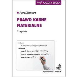 Prawo karne materialne - Zamów teraz bezpośrednio od wydawcy