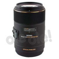 Sigma  105 mm f/2,8 ex dg os hsm macro nikon (0085126258559)