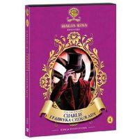 Galapagos Film  charlie i fabryka czekolady (magia kina) charlie and the chocolate factory (7321908593375)