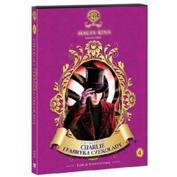 Film GALAPAGOS Charlie i fabryka czekolady (Magia Kina) Charlie and the Chocolate Factory (film)