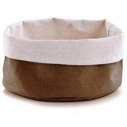 Zeller Koszyk na chleb, pieczywo - Ø20x12 cm, (4003368180021)