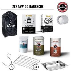 Zestaw do smokera Borniak BBQ 150