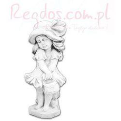 Figura betonowa Dziewczynka z torebką 90cm