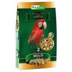 Nestor Pokarm Papuga duża Premium 1400ml - produkt z kategorii- pokarmy dla ptaków