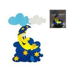 Prezent Led lampa dziecięca 1xled/1w - księżyc, kategoria: oświetlenie dla dzieci
