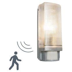 Lampa zewnętrzna Function 3 z czujnikiem ruchu na podczerwień (lampa zewnętrzna ścienna)