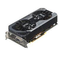 Palit GeForce CUDA GTX1060 JetStream 6GB GDDR5 192BIT DVI/3DP DARMOWA DOSTAWA DO 400 SALONÓW !!