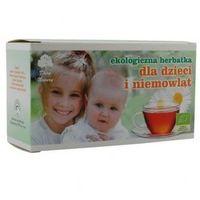 Herbata dla dzieci i niemowląt BIO 20 x 2g - Dary Natury