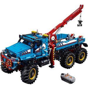 42070 TERENOWY HOLOWNIK 6X6 (6x6 All Terrain Tow Truck) KLOCKI LEGO TECHNIC