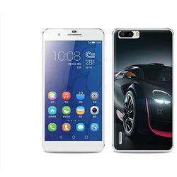 Foto Case - Huawei Honor 6 Plus - etui na telefon Foto Case - black car - produkt z kategorii- Futerały i pok