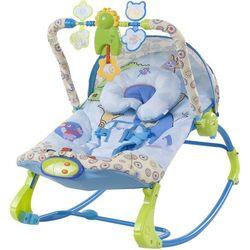 Sun Baby Leżaczek elektryczny, Królestwo zwierząt, kup u jednego z partnerów