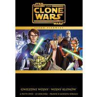 Film GALAPAGOS Gwiezdne Wojny: Wojny Klonów sezon 1 (4 DVD) Star Wars: The Clone Wars, towar z kategorii: Fil