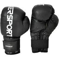 Rękawice bokserskie AXER SPORT A1338 Czarny (10 oz)