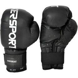 Rękawice bokserskie AXER SPORT A1338 Czarny (10 oz) z kategorii Rękawice do walki