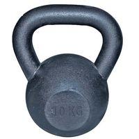 scales - kettlebell / hantel / obciążnik żeliwny; 10 kg marki Spokey