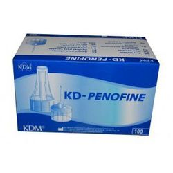 Kd medical Igły do penów kd-penofine 31g 0,25x8