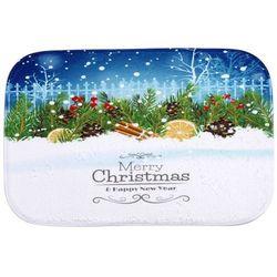 Christmas Absorbent Anti-slip Doormat Carpet - sprawdź w wybranym sklepie