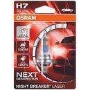 Osram® h7 night breaker® laser + 150%   blister