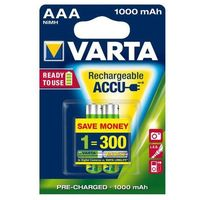 Varta 2 x  ready2use r03/aaa 1000mah