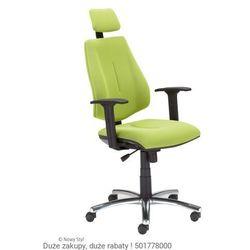 Krzesło biurowe GEM HRU R26S steel 04 chrome z mechanizmem Active-1