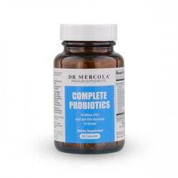 Probiotyki - Complete Probiotics Dr Mercola (60 kapsułek) (artykuł z kategorii Prebiotyki i probiotyki)