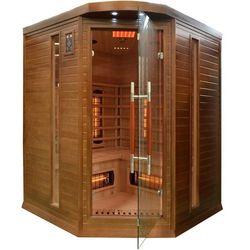 Home&garden Sauna na podczerwień z koloroterapią dh3c gh (5904730242943)