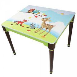 Stół drewniany wyprodukowany przez Fantasy fields