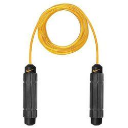 Skakanka Nike Speed Rope 2.0 GREY / BLACK / BRIGHT CITRUS, kup u jednego z partnerów