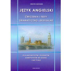 Język angielski Ćwiczenia i testy gramatyczno-leksykalne (kategoria: E-booki)