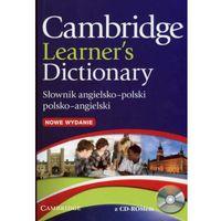 Cambridge Learners Dictionary. Słownik angielsko-polski, polsko-angielski (+ CD-ROM)