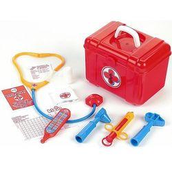 Zabawka KLEIN 4430 Zestaw lekarski w skrzynce - sprawdź w Media Expert