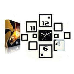 Zegar ścienny otto black marki Modern clock