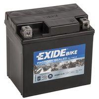Akumulator Exide AGM12-5 / YTX5L-BS 4Ah 70A