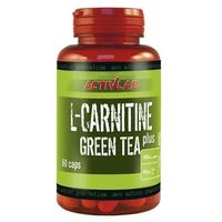 ACTIVLAB L-Carnitine + Green Tea - 60caps (5907368835730)
