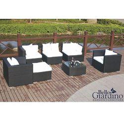 Zestaw mebli ogrodowych ELEGANTE, Bello Giardino