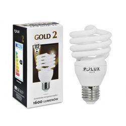Świetlówka energooszczędna POLUX GOLD 2 mini 24W E27 (świetlówka)