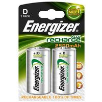 Energizer Accu Power Plus D 2500mAh 2szt.