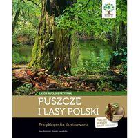 Puszcze i lasy Polski z płytą CD (9788370739737)