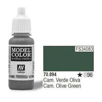 Vallejo  farba nr96 russian green 17ml